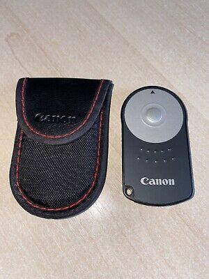 CANON CAMERA WIRELESS REMOTE CONTROL RC-6