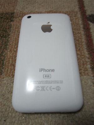 IPhone 3G - 8GB -White/Black-Factory Unlocked-Work W/ATT-TMobile Or Any Carrier  (Iphone 3 Att)