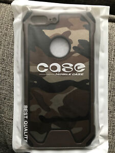 Camoflauge iphone 7+ case