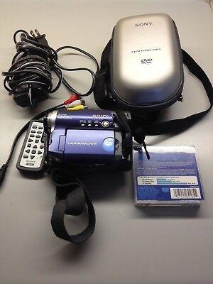 Used, Sony Handycam DCR-DVD101E Camcorder for sale  Gretna