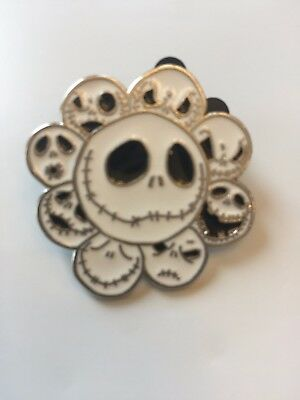 Jack Skellington Faces (DISNEY PIN JACK SKELLINGTON - FACES OF JACK  - 1 PIN AS SHOWN)