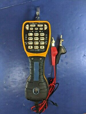 Fluke Ts44 Dlx Deluxe Very Good Condition