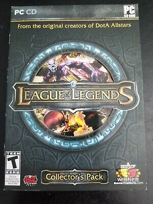 League Of Legends Collector's Pack