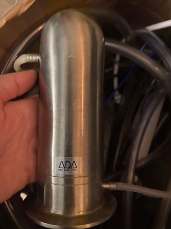 ADA air sweeper
