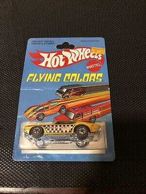 Hot Wheels Flying Colors Maxi Taxi New