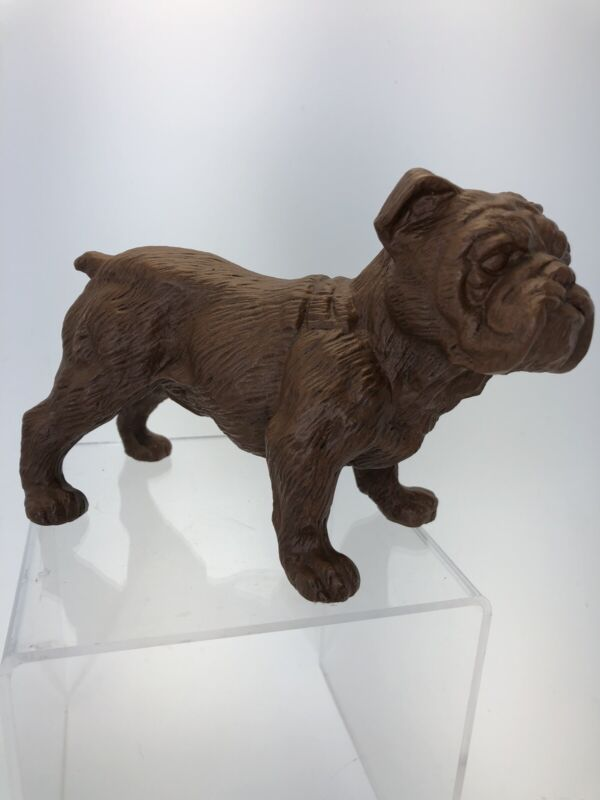 Red Mill Handcrafted Standing English Bulldog Bull Dog Figurine