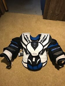 Goalie Chest/arm protector int   small
