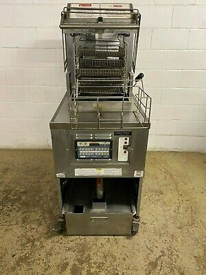 Henny Penny Pfe 592 Pressure Fryer 208 Volts 3 Phase Filtration Tested Broaster