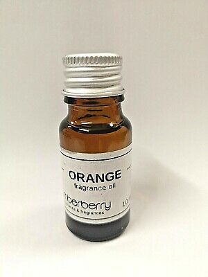ORANGE Fragrance Oil 10 ml - Best Quality for soap,candles,bath
