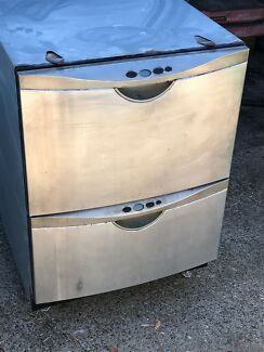 Fisher & Paykel dish washer Double dish drawer