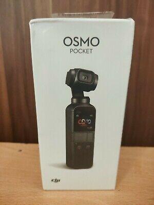 DJI Osmo Pocket 3-Axis Gimbal Stabiliser with Integrated 4K Camera