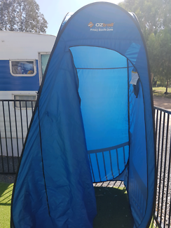 Oztrail toilet tent & Oztrail tent breezer away | Camping u0026 Hiking | Gumtree Australia ...