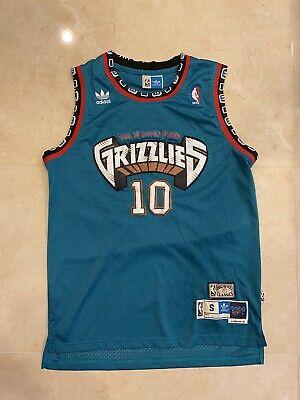 Nba Vancouver Grizzlies Mike Bibby Hardwood Classics Jersey