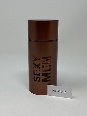 212 Sexy by Carolina Herrera 3.4 oz EDT Cologne for Men Pre-Owned 90% Plus FU LL