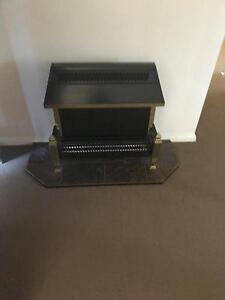 Electric bar heater with fireplace feature Castle Hill The Hills District Preview