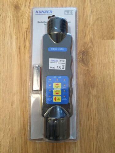 Prüfgerät zum Testen von 13-Pol. AHK Steckern und Steckdosen