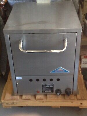 Pizza Oven Comstock Castle Po19 Lp Gas Countertop New Great Lowered Price