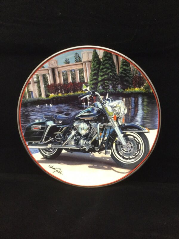 Harley Davidson Collector Plates