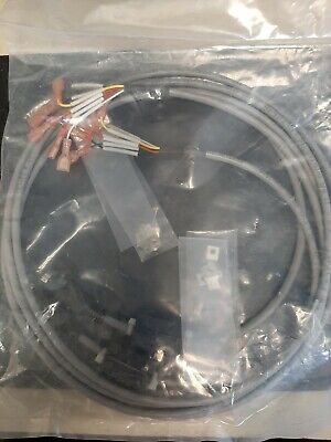 Oi Analytical 5320 To Agilent 6890 Analog Signal Cable To Spade Lugs 252551