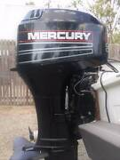 40 HP Mercury with Forward Contols Plainland Lockyer Valley Preview