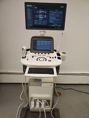 Samsung Ugeo H60 Ultrasound With 3 Probes
