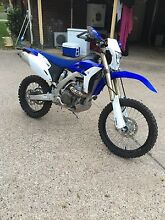 2013 Yamaha wrf450 Thornlands Redland Area Preview