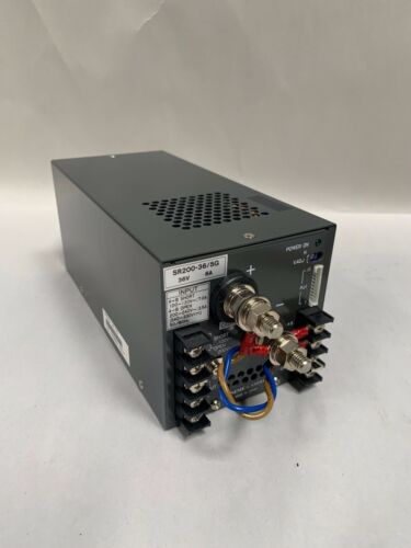 UNUSED Nemic Lambda SR200-36/5G Switching Power Supply (A20)