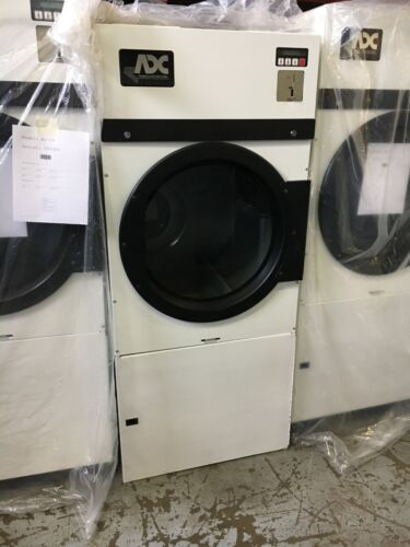 Coin or Card Operated 20lb Dryer AD24, Used