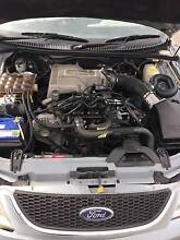 FOR SALE FORD AU 01 FAIRMONT GHIA COMPLETE 302 V8 ENGINE & AUTO Somerton Hume Area Preview