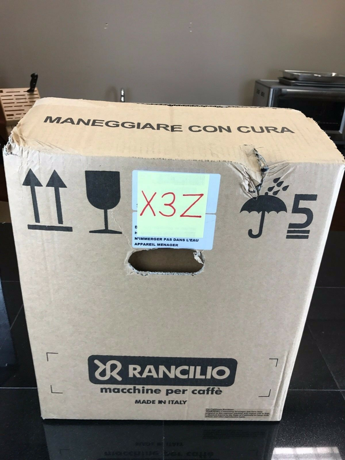 Photo V5 BRAND NEW  Rancilio Silvia V5 - FULL WARRANTY - AUTHORIZED DEALER (X3Z)