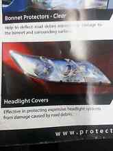 Nissan Navara D40 headlight protector set Cooee Burnie Area Preview