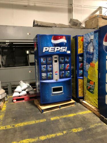 Pepsi Refurbished Vendo 840 HVV Soda Machine HVV 12,16 & 20 oz Made in USA