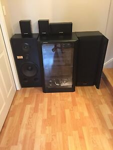 For Sale Pioneer Surround Stereo System