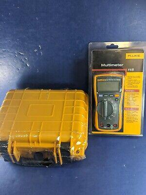 Brand New Fluke 115 Multimeter Hard Case