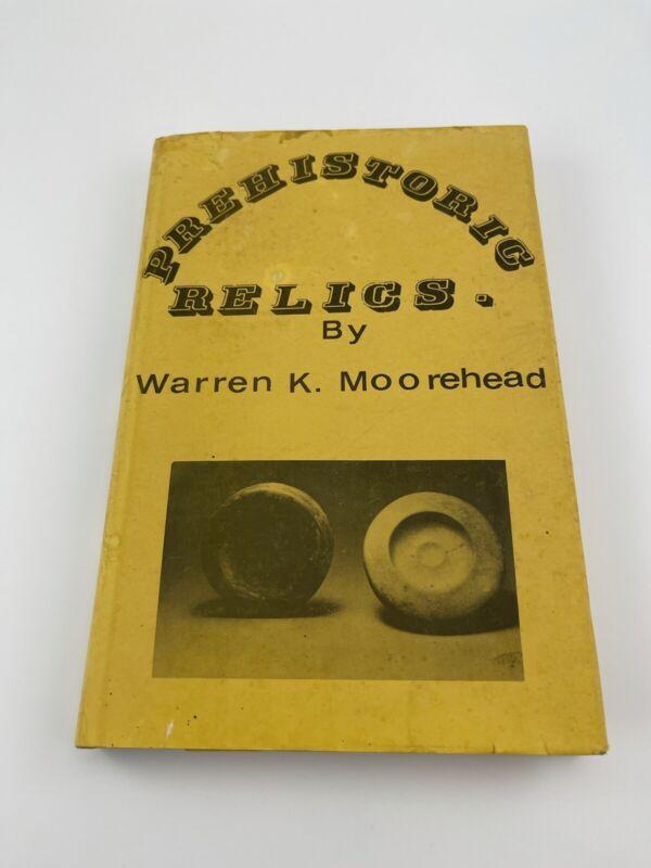 1972  HARDBACK EDITION OF WARREN K. MOOREHEAD