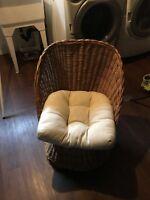 Wicker Chair - for kids