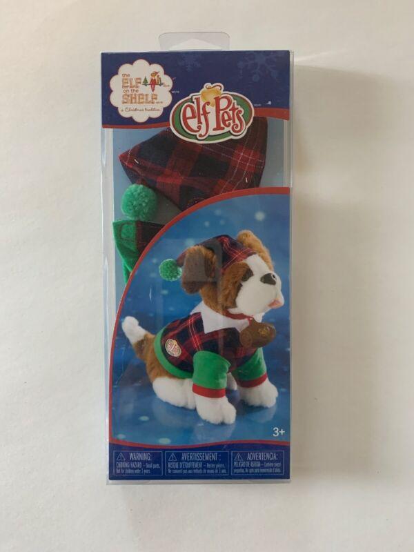 Elf On The Shelf Dog Pajamas Pet Clothes PJ