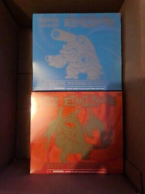 Pokemon XY Evolutions Elite Trainer Boxes - Charizard & Blastoise - New & Sealed