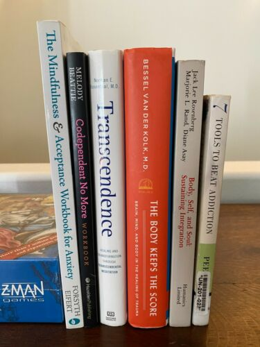 Medidation-Personal Development Books (6 Books)