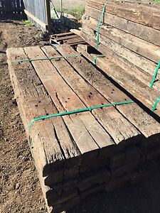 Railway sleepers For sale Capalaba Brisbane South East Preview