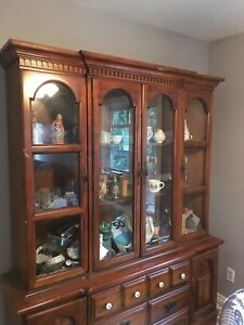 Moving Sale Buffet and Hutch