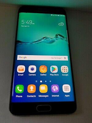 Samsung Galaxy S6 Edge+ 32gb SM-G928W8 Black Sapphire (Bell) Discounted NW2032