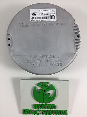 Ge Genteq X13 Bare Module Only 1 Hp For Motor 5sme39sxl051a