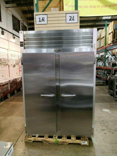 Traulsen G20010 Two Door Commercial Refrigerator