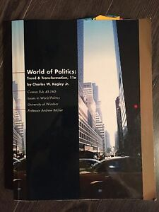 Intro to International Relations- World of Politics
