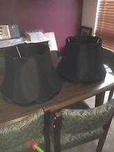 Black Lamp Shades Kellyville Ridge Blacktown Area Preview