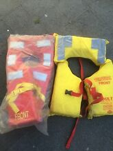 2 adult pfd type 1 life jackets Pearcedale Casey Area Preview