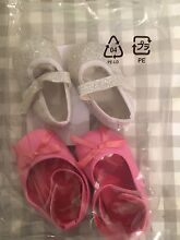 Baby ballerina flats Coogee Eastern Suburbs Preview