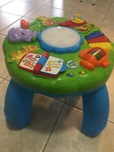 Leap frog play table