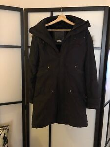 TNA parka Aritzia winter jacket